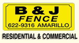 B&J Fence Amarillo Texas